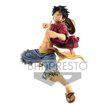 One Piece figurine BWFC Special Monkey D. Luffy 16 cm