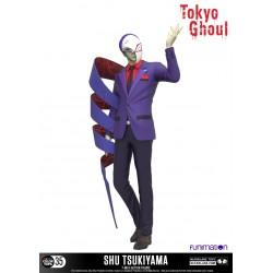 Tokyo Ghoul figurine Color Tops Shu Tsukiyama 18 cm