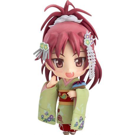 Puella Magi Madoka Magica The Movie figurine Nendoroid Kyouko Sakura Maiko Ver. 10 cm