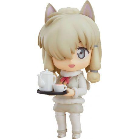Kemono Friends figurine Nendoroid Alpaca Suri 10 cm