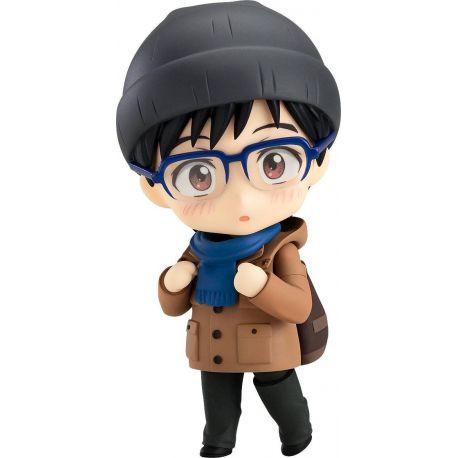 Yuri!!! on Ice figurine Nendoroid Yuri Katsuki Casual Ver. 10 cm