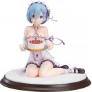 Re:ZERO -Starting Life in Another World- statuette PVC 1/7 Rem Birthday Cake Ver. 13 cm