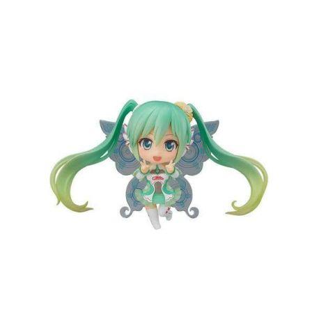 Racing Miku 2017 Nendoroid figurine PVC Racing Miku 2017 Ver. 10 cm