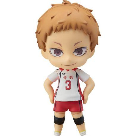 Haikyu!! figurine Nendoroid Morisuke Yaku 10 cm
