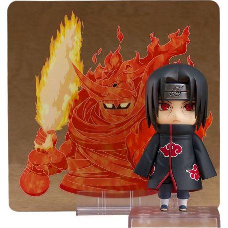Naruto Shippuden Nendoroid figurine PVC Itachi Uchiha 10 cm