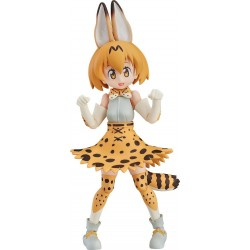Kemono Friends figurine Figma Serval 13 cm