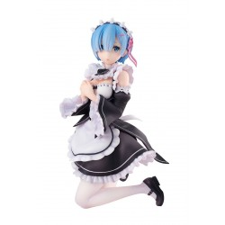 Re:ZERO -Starting Life in Another World- statuette PVC 1/8 Rem 15 cm