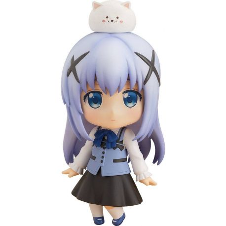 Is the Order a Rabbit figurine Nendoroid Chino 10 cm