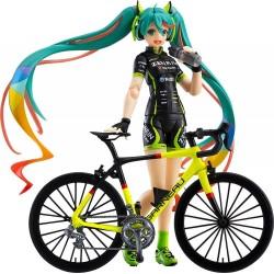 Racing Miku 2016 figurine Figma Racing Miku 2016 TeamUKYO Support Ver. 14 cm