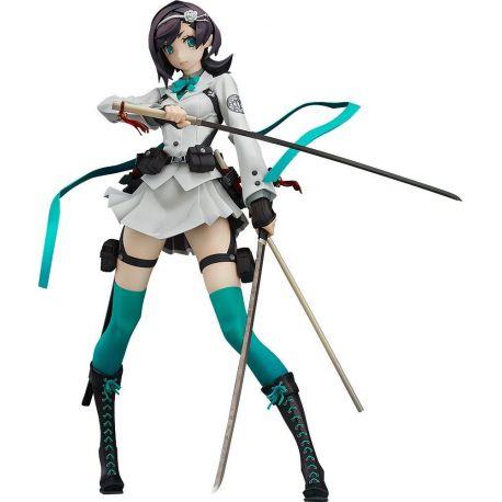 7th Dragon III Code VFD statuette PVC 1/7 Samurai (Yaiba) 25 cm