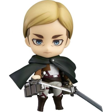 Attack on Titan Nendoroid figurine Erwin Smith 10 cm