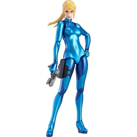 Metroid Other M figurine Figma Samus Aran Zero Suit Version 14 cm