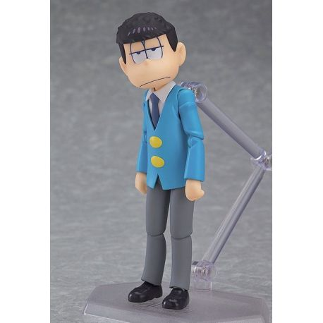 Osomatsu-san figurine Figma Ichimatsu Matsuno 12 cm