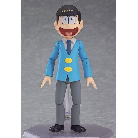 Osomatsu-san figurine Figma Jyushimatsu Matsuno 12 cm