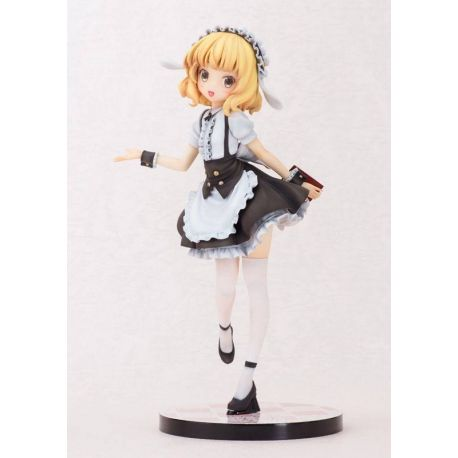 Is the Order a Rabbit statuette PVC 1/7 Syaro 21 cm