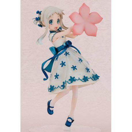 Ano Hi Mita Hana no Namae o Bokutachi wa Mada Shiranai statuette PVC 1/8 Dress-up Chibi Menma 18 cm