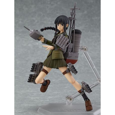 Kantai Collection figurine Figma Kitakami 13 cm