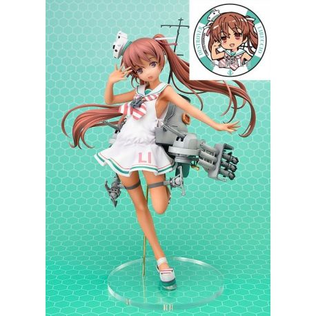 Kantai Collection statuette PVC 1/7 Libeccio Limited Edition 22 cm