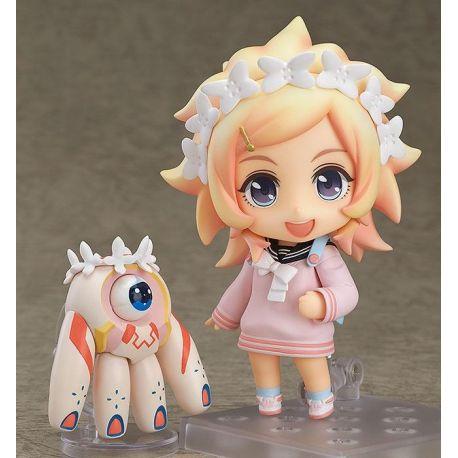 BBK/BRNK figurine Nendoroid Kogane Asabuki & Migite-chan 10 cm