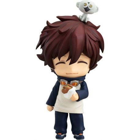 Blood Blockade Battlefront & Beyond figurine Nendoroid Leonardo Watch 10 cm