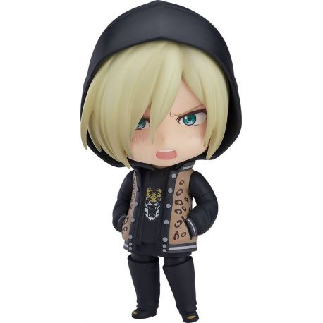 Yuri!!! on Ice figurine Nendoroid Yuri Plisetsky Casual Ver. 10 cm
