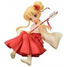 Kin-iro Mosaic Pretty Days statuette PVC 1/8 Karen Kujo Priestess Style 17 cm