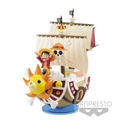One Piece figurine Mega WCF Thousand Sunny 19 cm