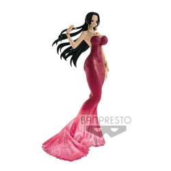 One Piece figurine Lady Edge Wedding Boa Hancock Special Color Ver. 25 cm