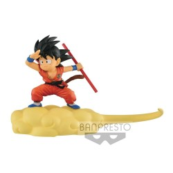 Dragonball figurine Kintoun Son Goku on Flying Nimbus Normal Color Ver. 13 cm