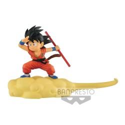 Dragonball figurine Kintoun Son Goku on Flying Nimbus Normal Color Ver. 13 cm