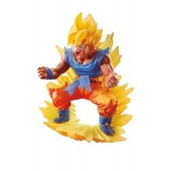 Dragonball Super statuette Dracap Memorial 02 Super Saiyan Son Goku 7 cm