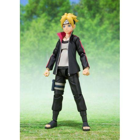 Boruto Naruto Next Generations figurine S.H. Figuarts Boruto Uzumaki Tamashii Web Exclusive 17 cm