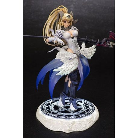 Seven Deadly Sins statuette 1/8 Lucifer A New Translation Descent Limited Base Version 24 cm