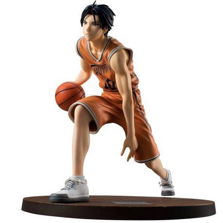 Kuroko no Basuke statuette PVC 1/8 Takao Orange Uniform Ver. 18 cm