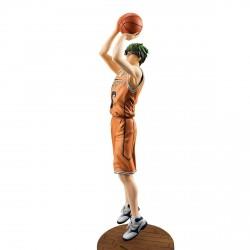 Kuroko no Basuke statuette PVC 1/8 Midorima Orange Uniform Ver. 20 cm