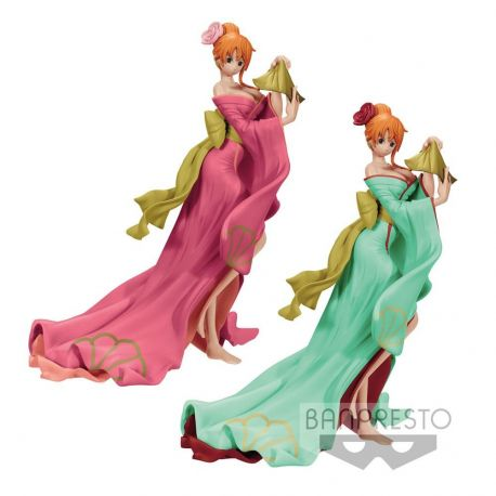 One Piece assortiment figurines Waso Komachi Nami 20 cm (2)