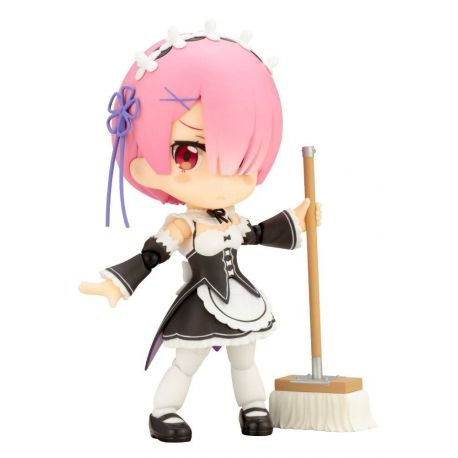Re:Zero -Starting Life in Another World- figurine Cu-Poche Ram 12 cm