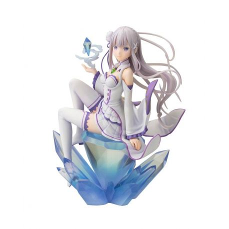 Re:ZERO -Starting Life in Another World- statuette PVC 1/8 Emilia 17 cm