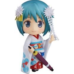 Puella Magi Madoka Magica The Movie figurine Nendoroid Sayaka Miki Maiko Ver. 10 cm