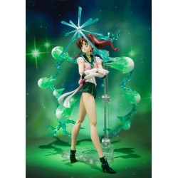 Sailor Moon SuperS figurine S.H. Figuarts Super Sailor Jupiter Tamashii Web Exclusive 15 cm