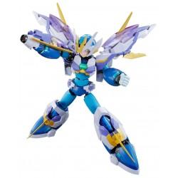 Megaman X Chogokin figurine Diecast Megaman X Giga Armor X Ver. 14 cm