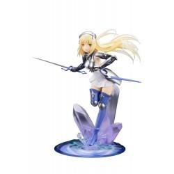 DanMachi Sword Oratoria statuette PVC 1/7 Ais Wallenstein 24 cm