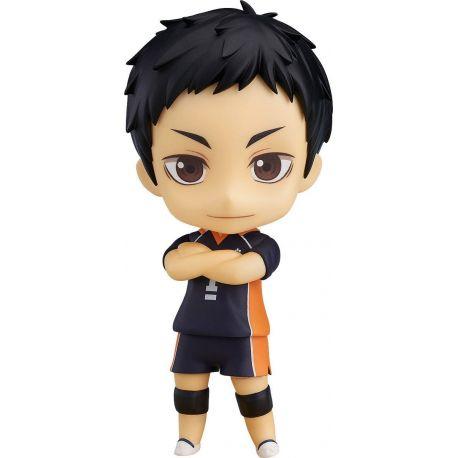 Haikyu!! Karasuno High School VS Shiratorizawa Academy figurine Nendoroid Daichi Sawamura 10 cm