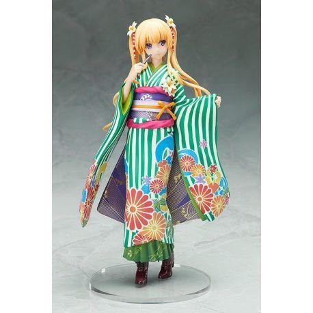 Saekano: How to Raise a Boring Girlfriend statuette 1/8 Eriri Spencer Sawamura Kimono Version 20 cm
