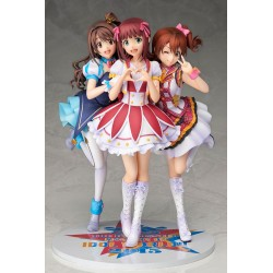 The Idolmaster Masters Of Idol World statuette PVC 1/8 10th Anniversary Memorial 21 cm