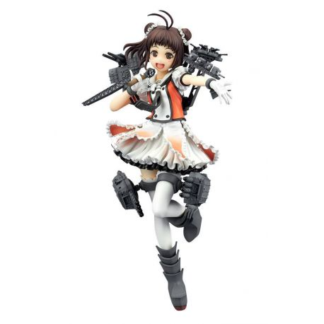 Kantai Collection statuette PVC Naka Kaini 20 cm