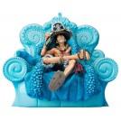 One Piece statuette PVC FiguartsZERO Monkey D. Luffy 20th Anniversary Ver. 15 cm