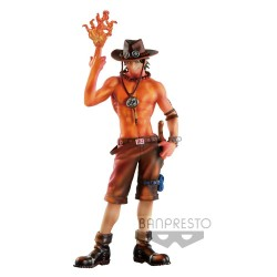 One Piece figurine SCultures Portgas D. Ace Burning Color Ver. 19 cm