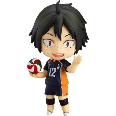 Haikyu!! Karasuno High School VS Shiratorizawa Academy figurine Nendoroid Tadashi Yamaguchi 10 cm