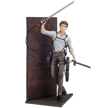 Attack on Titan statuette Hdge Technical No. 31 Jean Kirstein Survey Corps Ver. 22 cm